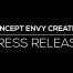 concept envy press release