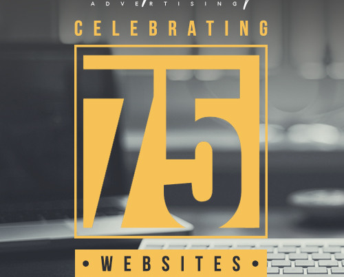 Concept Envy Advertising 75 websites launched
